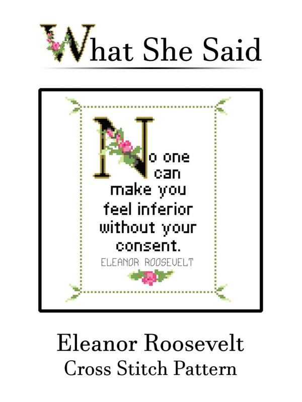 Eleanor Roosevelt Chart