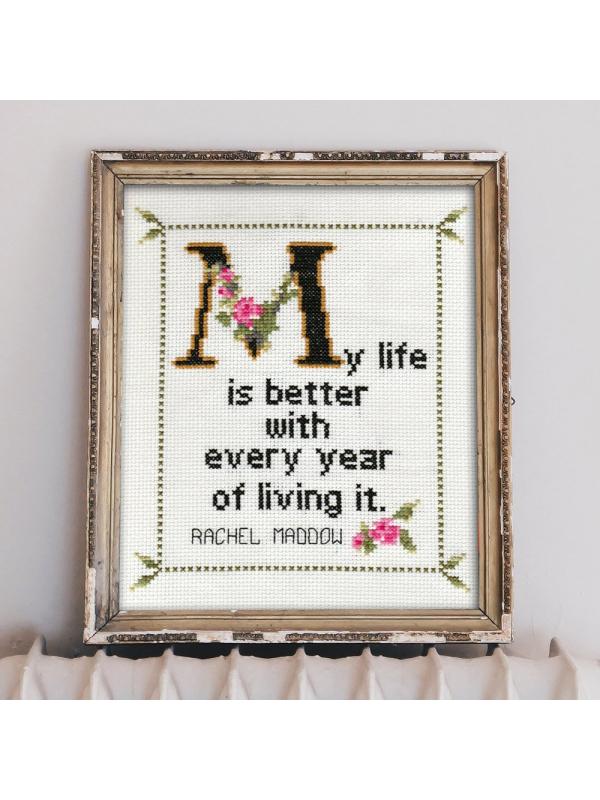 Rachel Maddow Quote