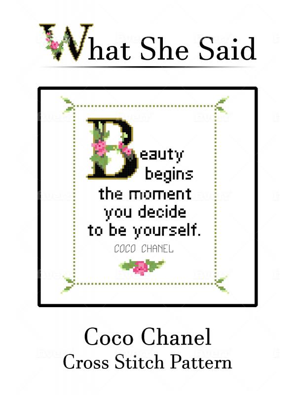 Coco Chanel Quote #3