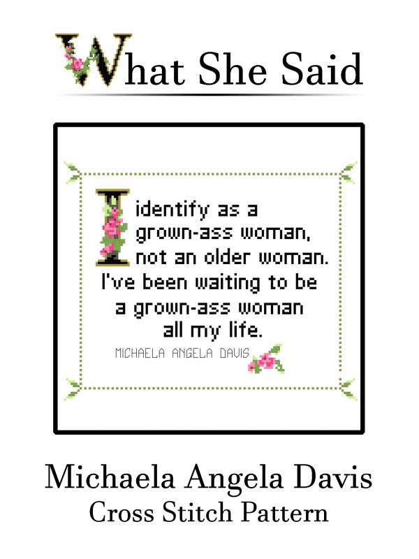 Michaela Angela Davis Chart