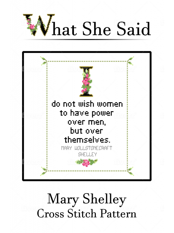 Mary Wollstonecraft Shelley Quote