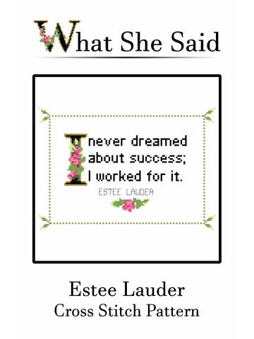 Estee Lauder Chart