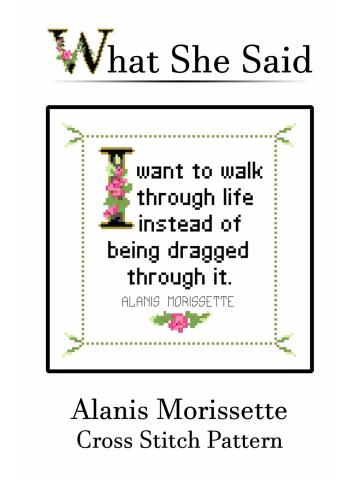 Alanis Morissette Chart